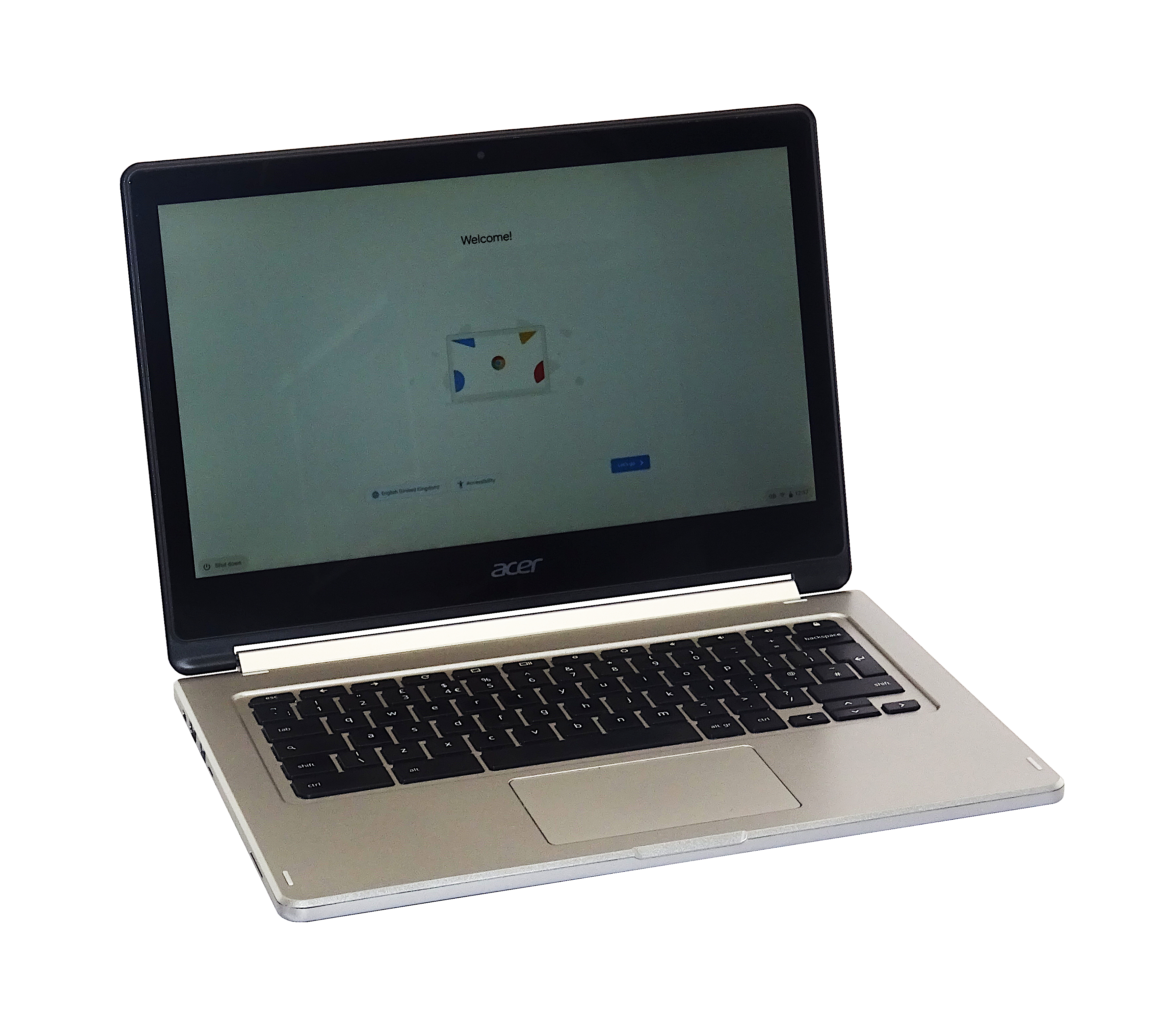 "Acer Chromebook R13 CB5-312T No Touch 4GB RAM 64GB eMMC Storage 13.3"""