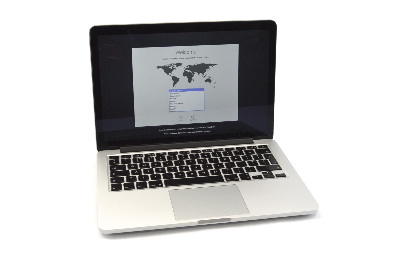 "Apple MacBook Pro 13"" Early 2013 Retina Core i5 2.6GHz 8GB 256GB SN:C02L9253FFRP"