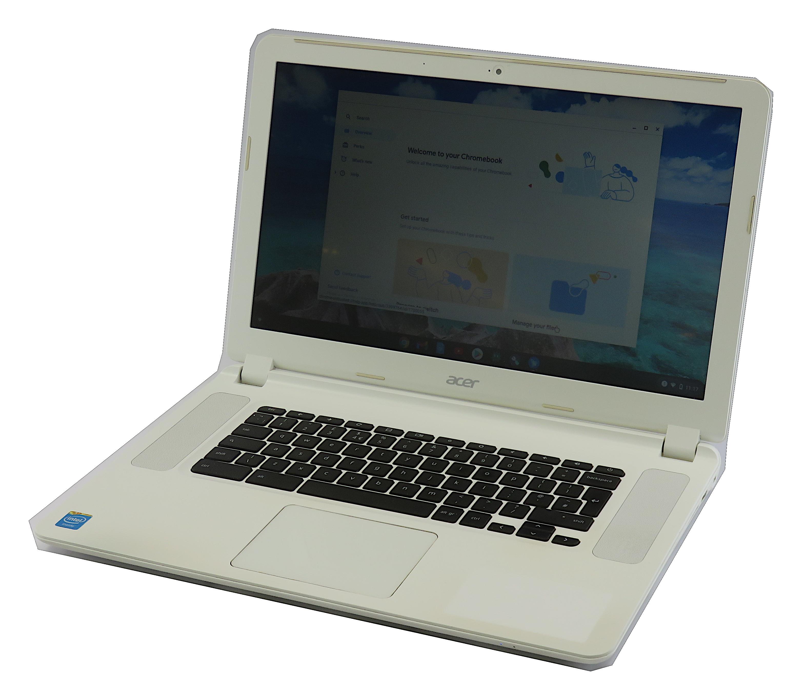 "Acer Chromebook 15 CB5-571 Intel Celeron 3205U 32GB Storage 2GB RAM 15.6"""