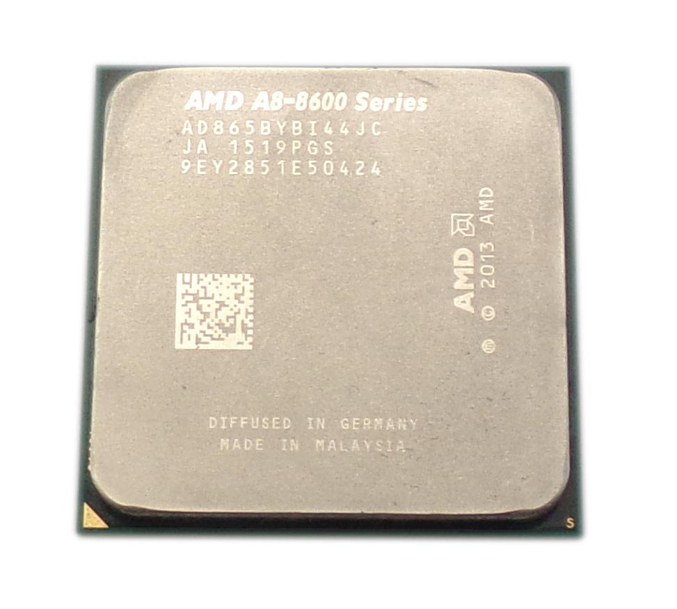 AMD AD865BYBI44JC A8-Series A8 PRO-8650B 3.2 GHz quad-core Processor