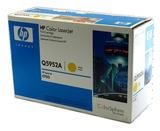 Genuine HP Q5952A Color LaserJet 4700 Yellow Toner - Blue & White, Damaged Box