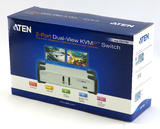 Aten 2-Port Dual-View KVMP Switch CS1742C
