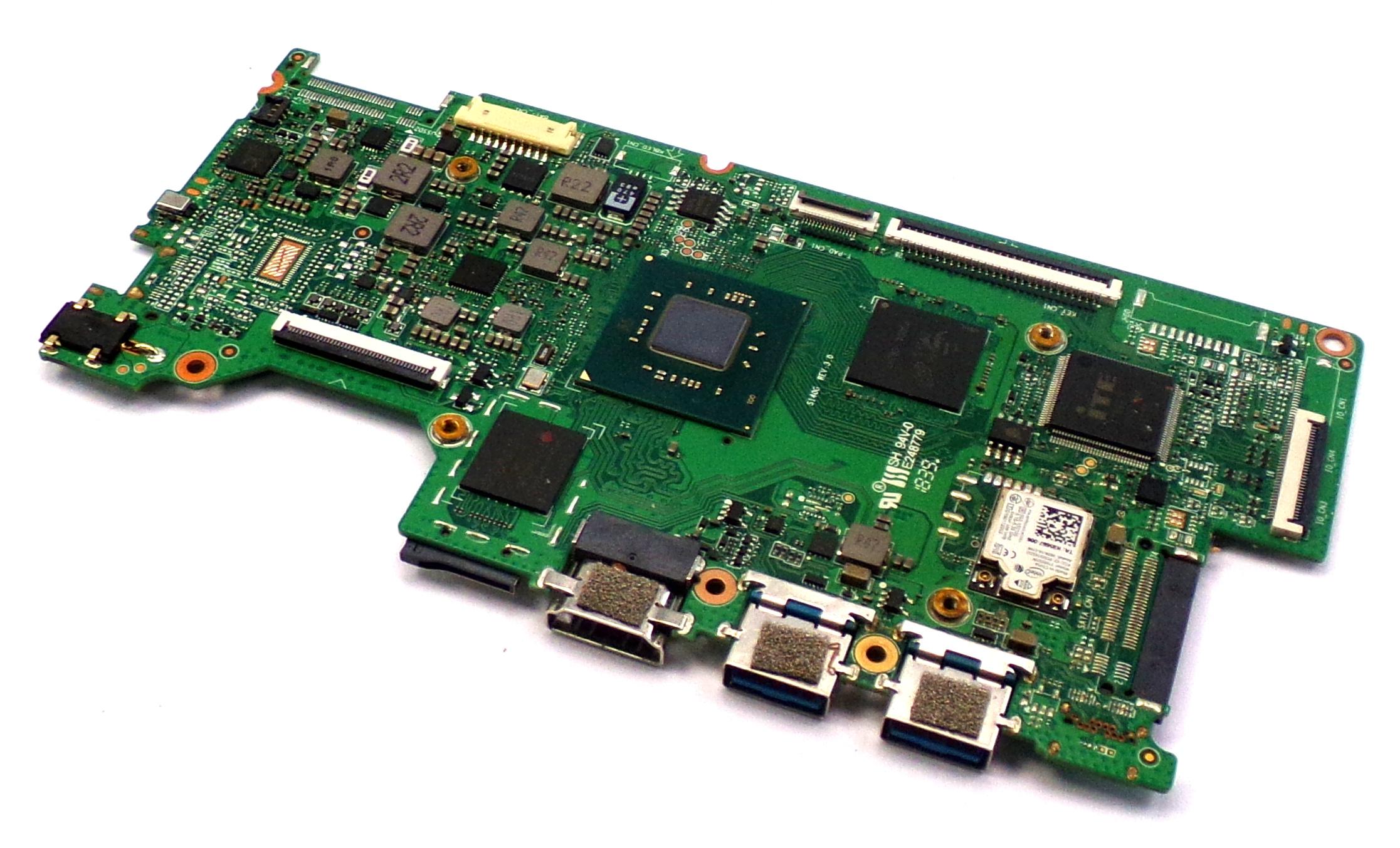 S140GR300 GeoBook 3 with Intel Celeron N4000 32GB eMMC Laptop Motherboard