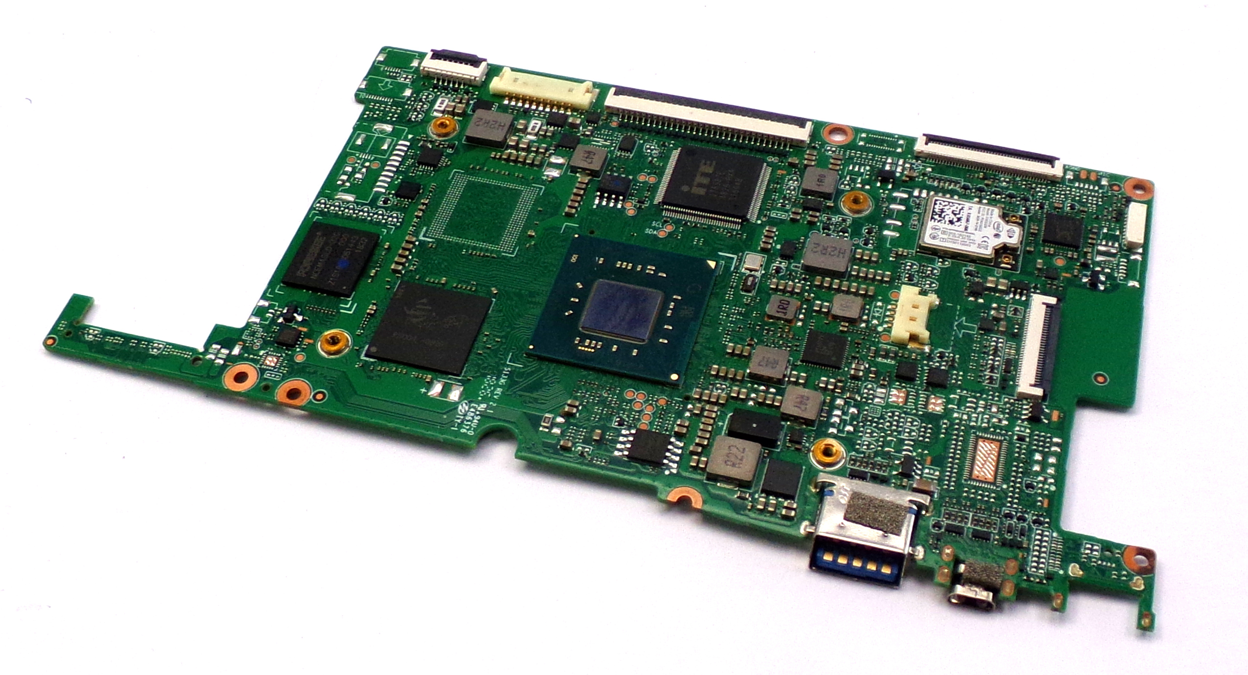 S133GR210 GeoFlex with Intel Celeron N4000 32GB eMMC Laptop Motherboard