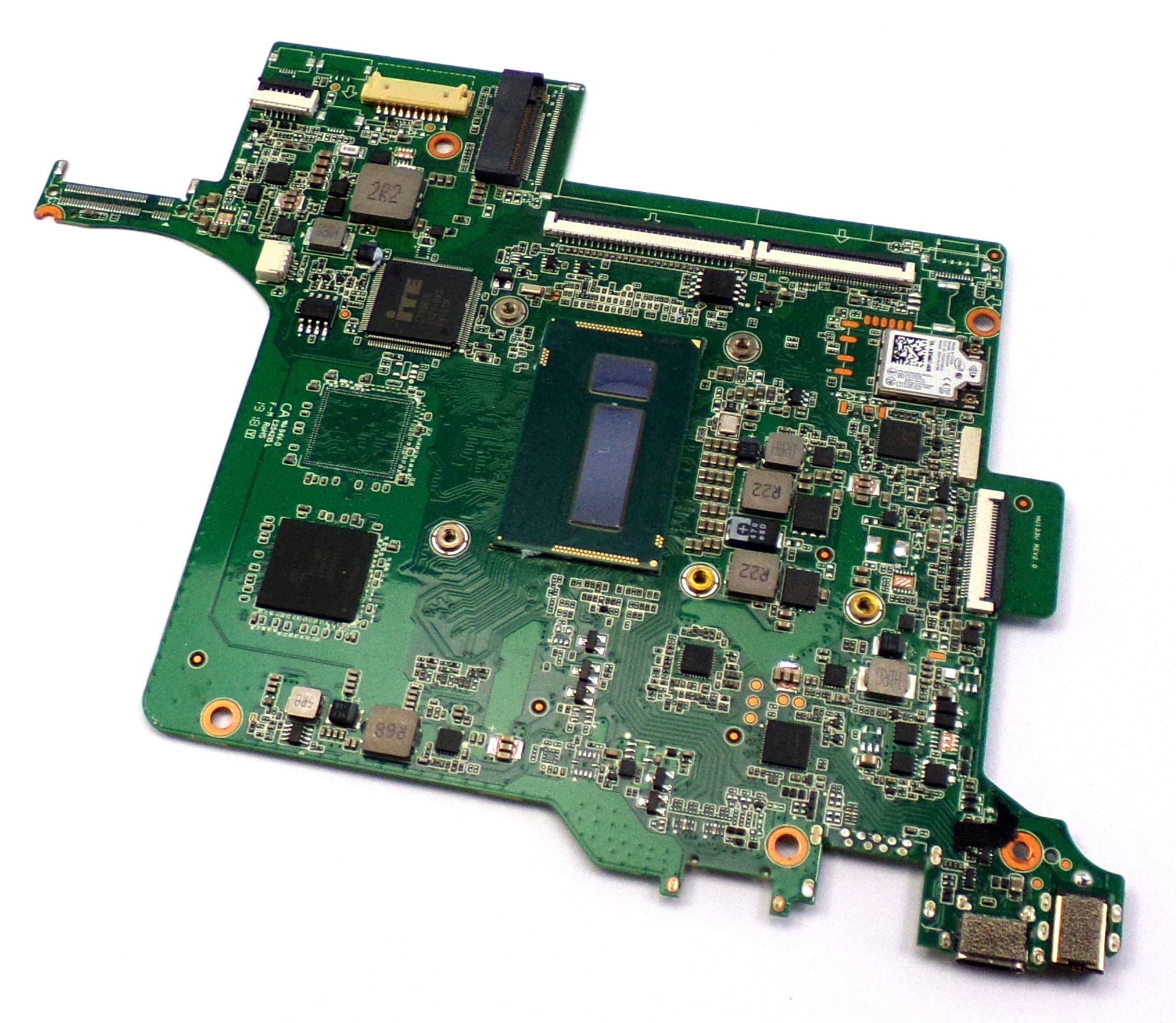 HU133UR200 GeoBook 3Si with Intel i3-5005U 128GB eMMC Laptop Motherboard