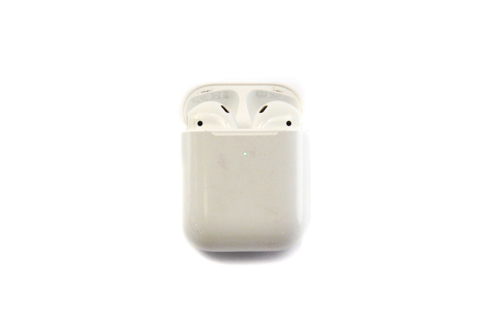 Apple Airpods 2nd Gen A2031/A2032 with Charging Case A1938 Wireless Charging