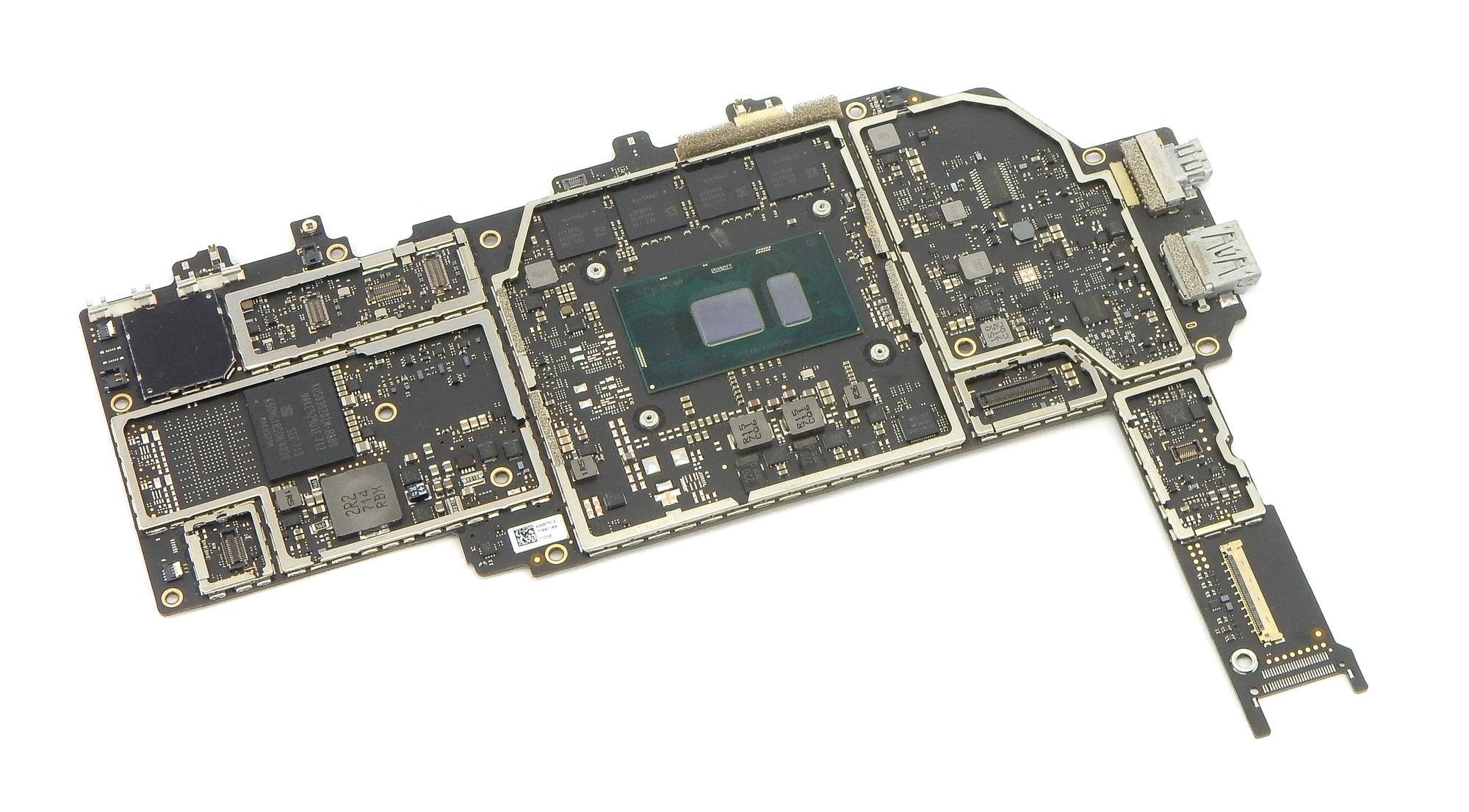 Surface Pro 1796 i5-7300U 8GB Ram 128GB eMMC Main Board M1007506-015