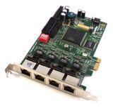 OpenVox B400E PCI Express ISDN BRI Card