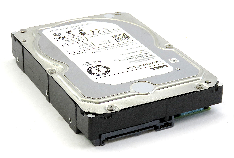 Dell 01P7DP Seagate Constellation ES.3 2TB 7200RPM 6Gbps SAS HDD ST2000NM0023