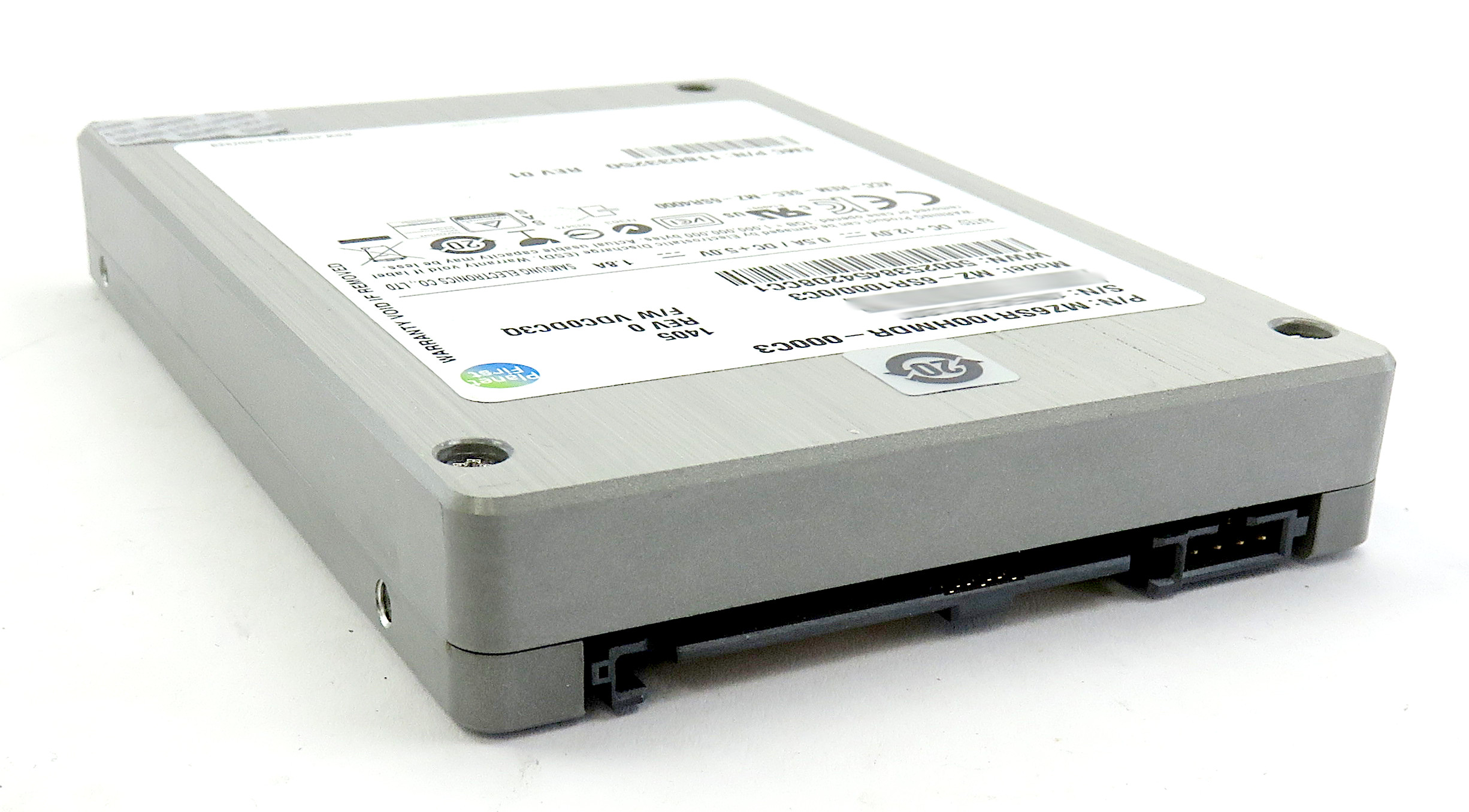 """Samsung MZ-6SR1000/0C3 100GB 2.5"""" SAS Enterprise SSD MZ6SR100HMDR-000C3"""