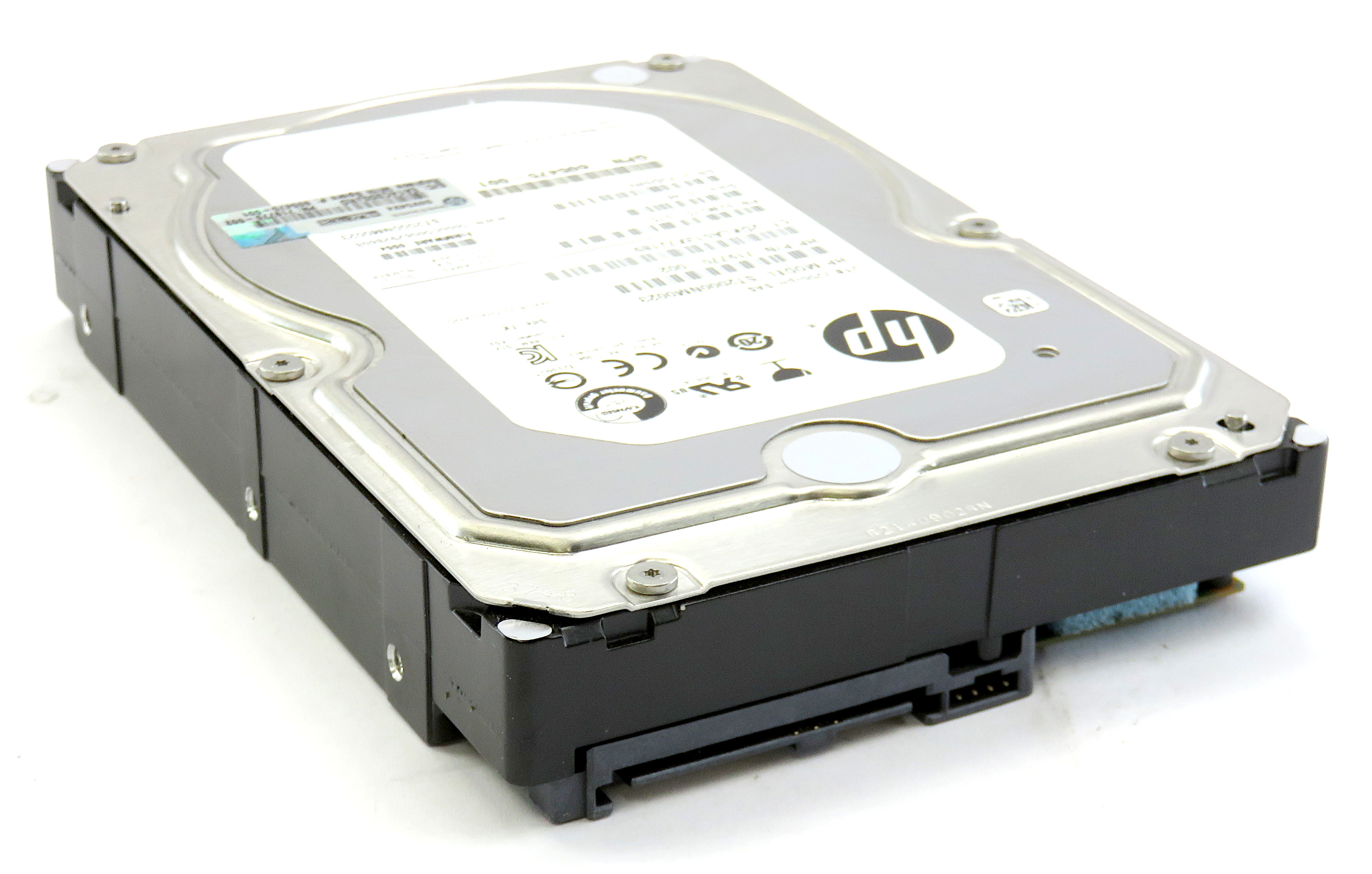 "HP 719770-002 2TB 7200 RPM 3.5"" SAS Hard Drive ST2000NM0023"