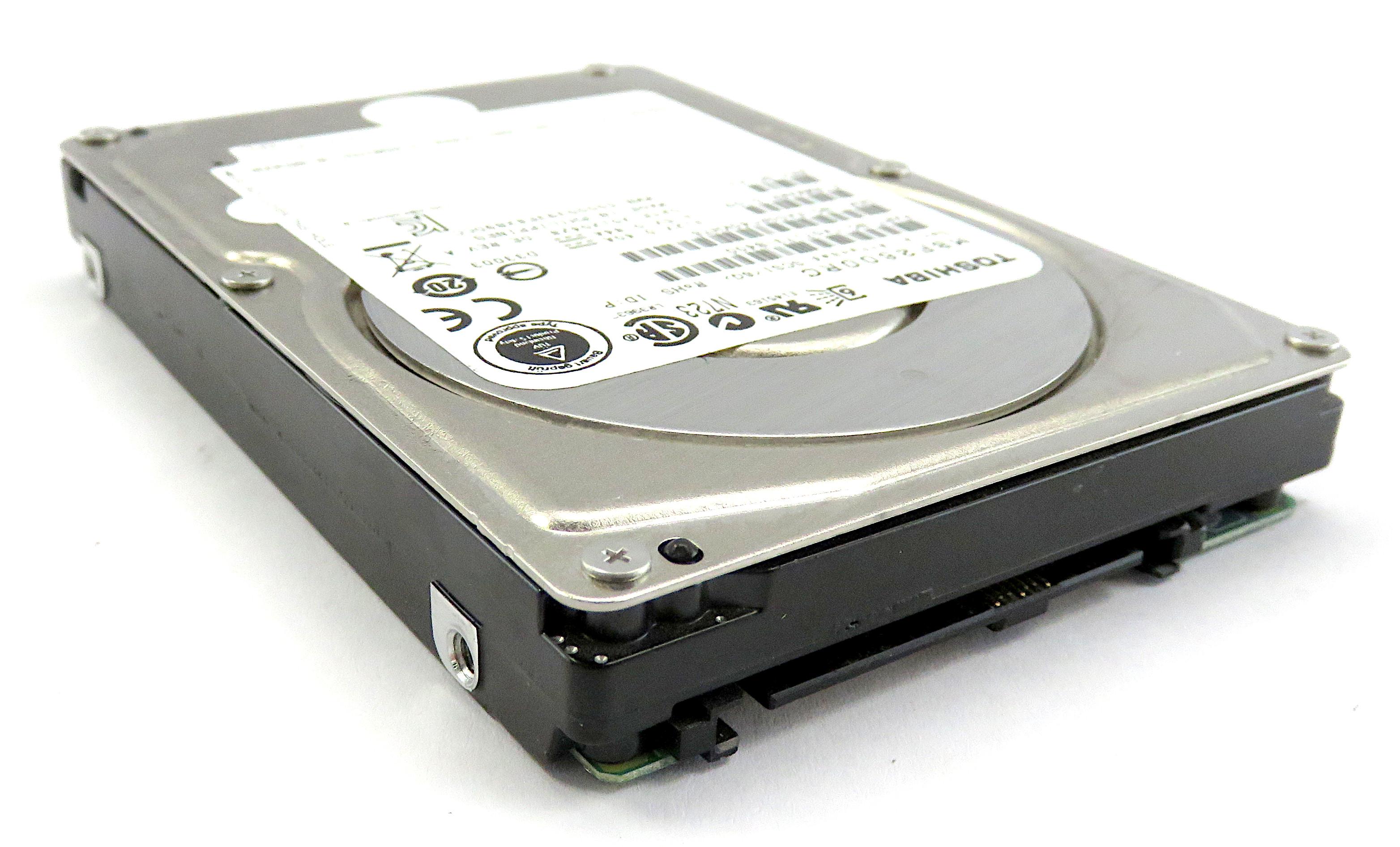 "Toshiba MBF2600RC 600GB 10K RPM 6Gbps SAS 2.5"" Hard Drive CA07173-B400"