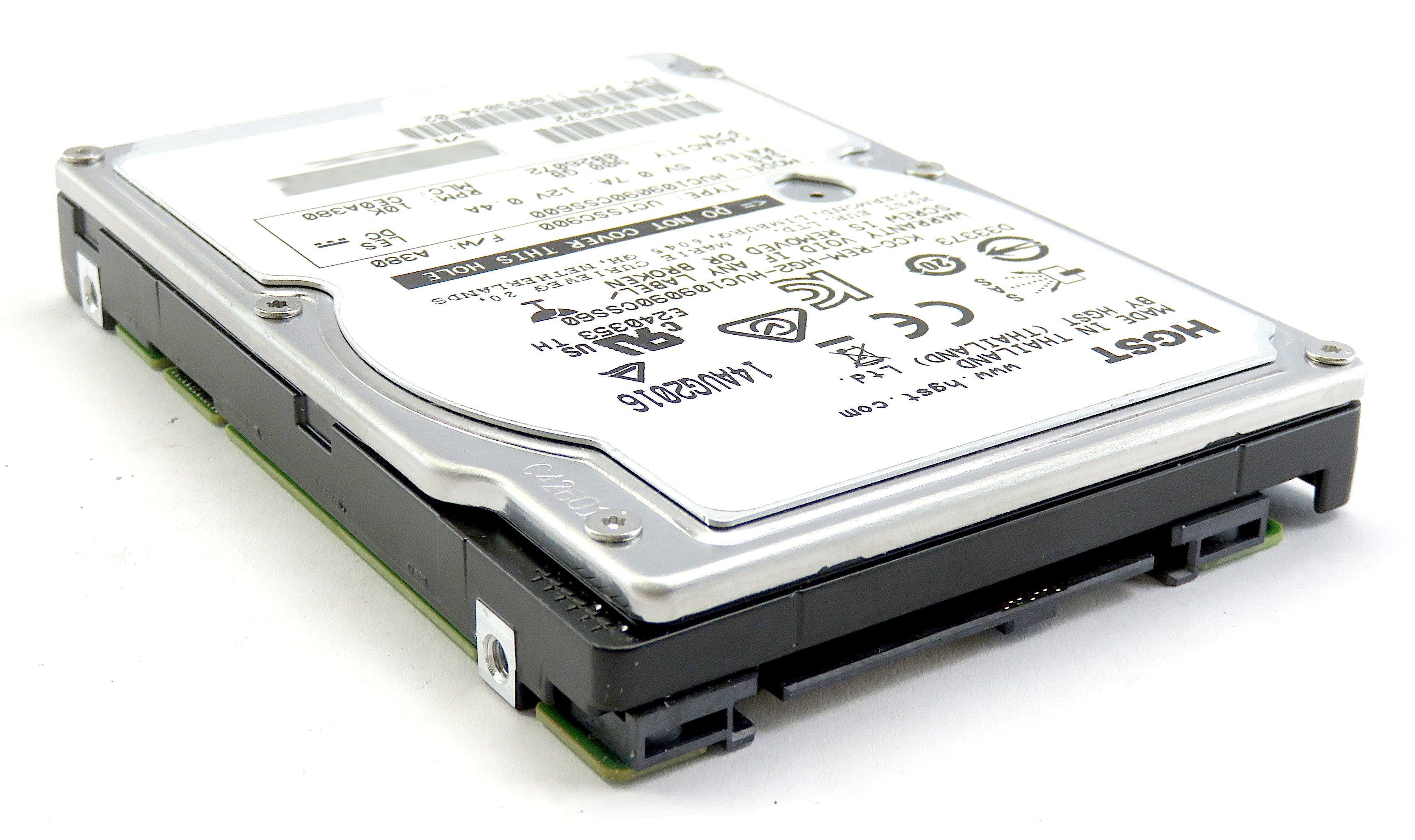 "Hitachi HUC109090CSS600 900GB 2.5"" 6Gbps 10K RPM SAS HDD 0B26072"