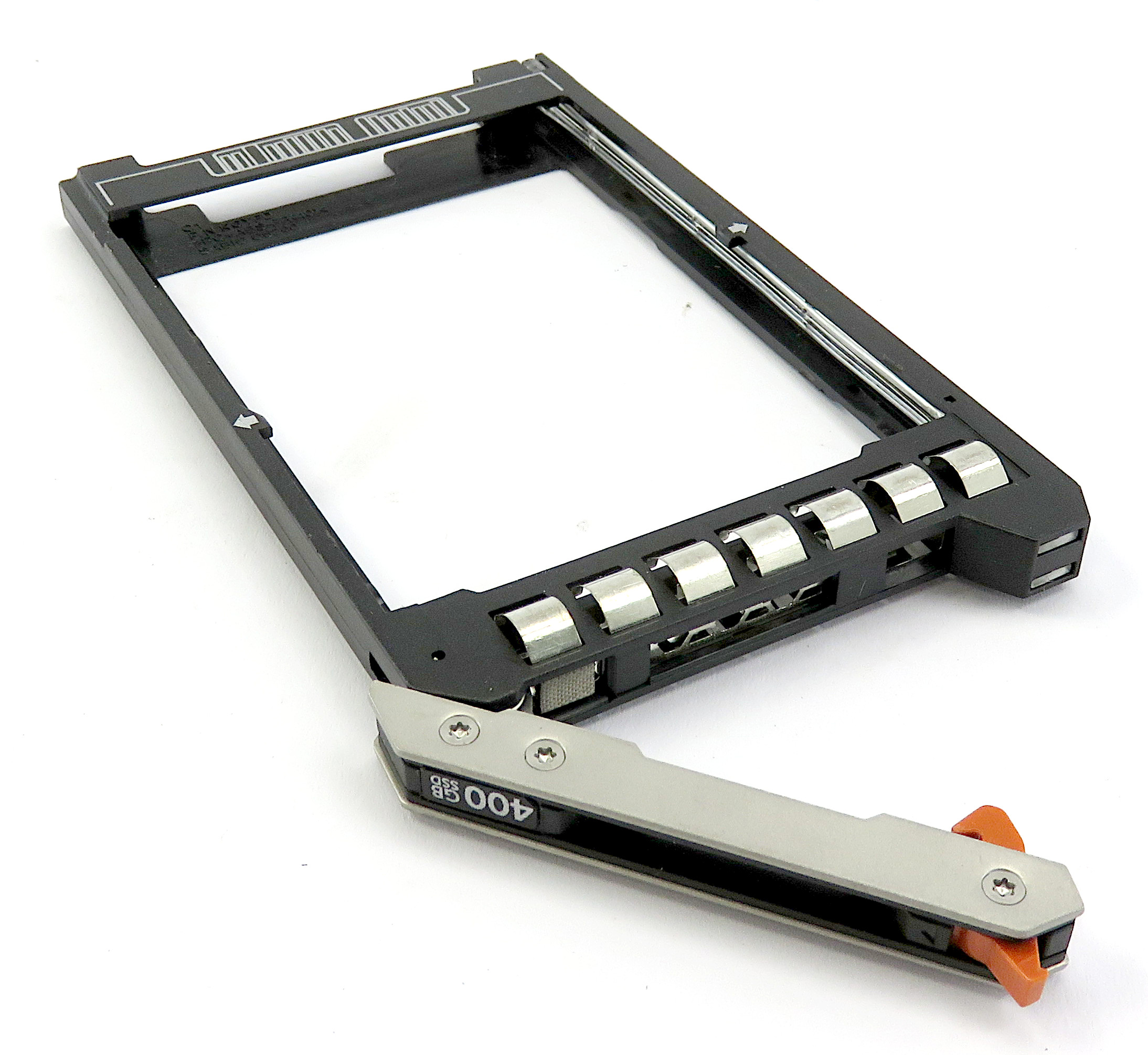 "Dell 0JV1MV 1.8"" 400GB uSATA SSD Caddy f/ PowerEdge M420 R630 R730XD"