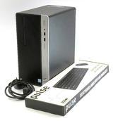 HP ProDesk 400 G5 MT PC: Intel i5-8500/8GB RAM/256GB SSD/2TB HDD/Win 10 Home