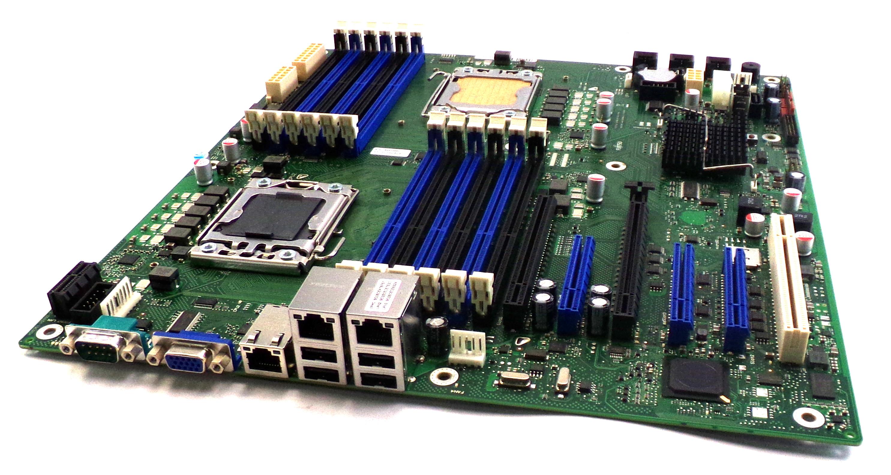 Fujitsu D3099-B12 Primergy TX2540 M1 Socket LGA1356 Server Motherboard
