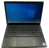 "GeoBook 4 Laptop A9-9420 4GB RAM 128GB SSD 14.1"" Display Windows 10"