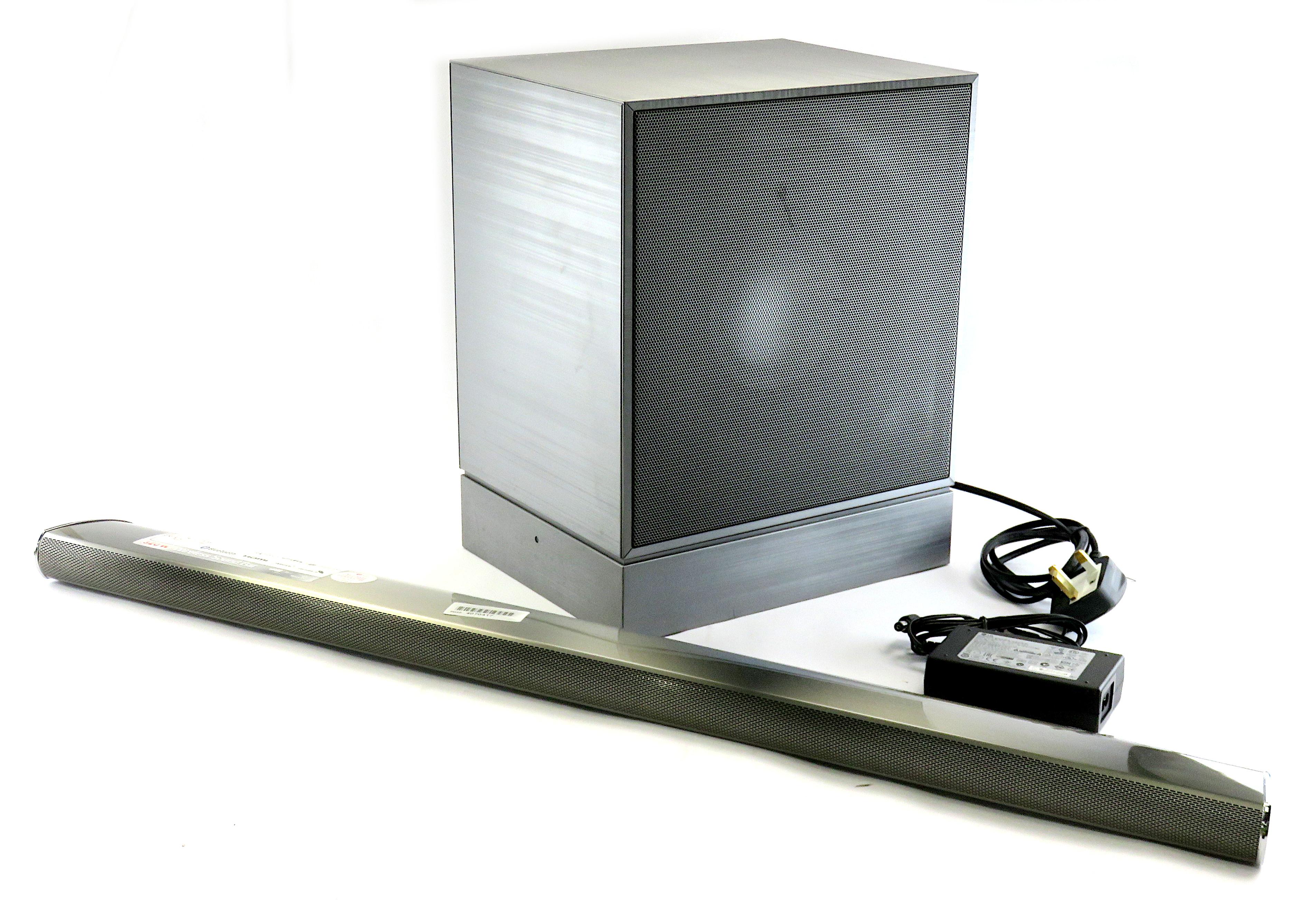 LG NB4540 320W 4.1Ch Wireless Soundbar w/ S44A1-D Subwoofer