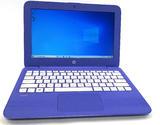 """HP Stream 11-y0501a Celeron N3060 2GB RAM 32GB eMMC 11.6"""" Windows 10"""