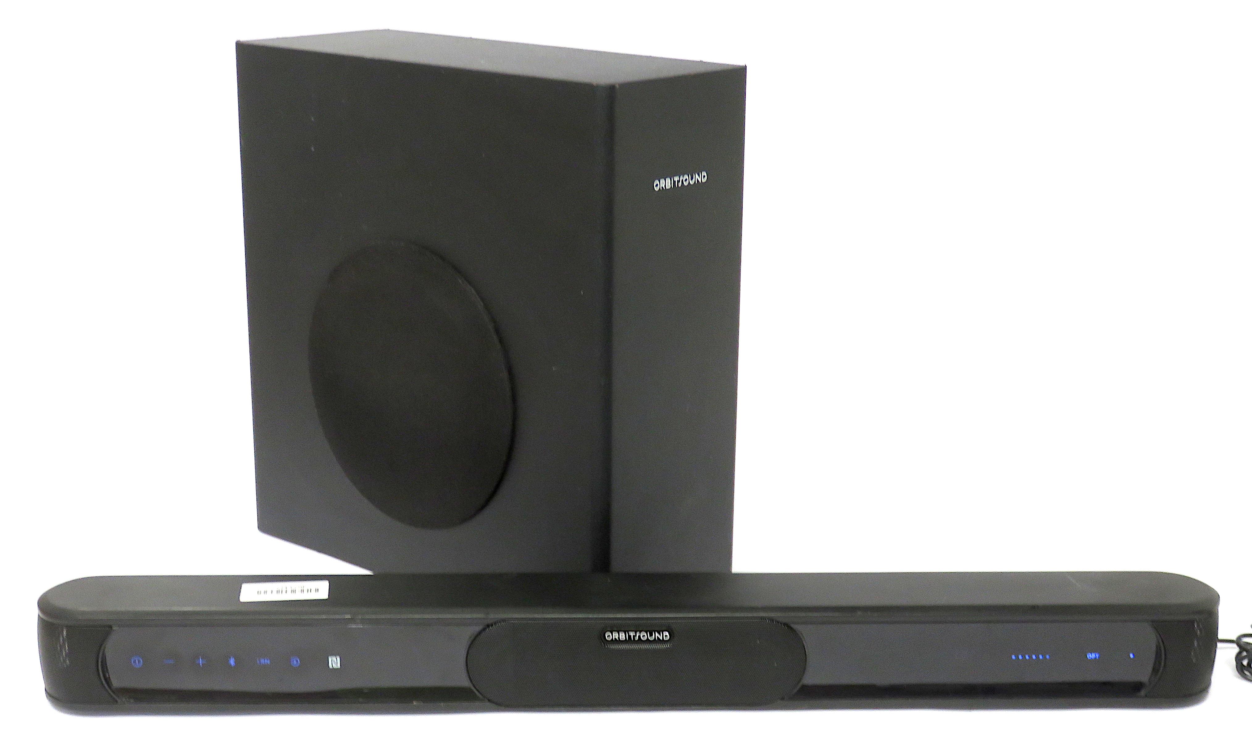 Orbitsound Airsound BAR A60 3.1 Soundbar & Wireless Subwoofer