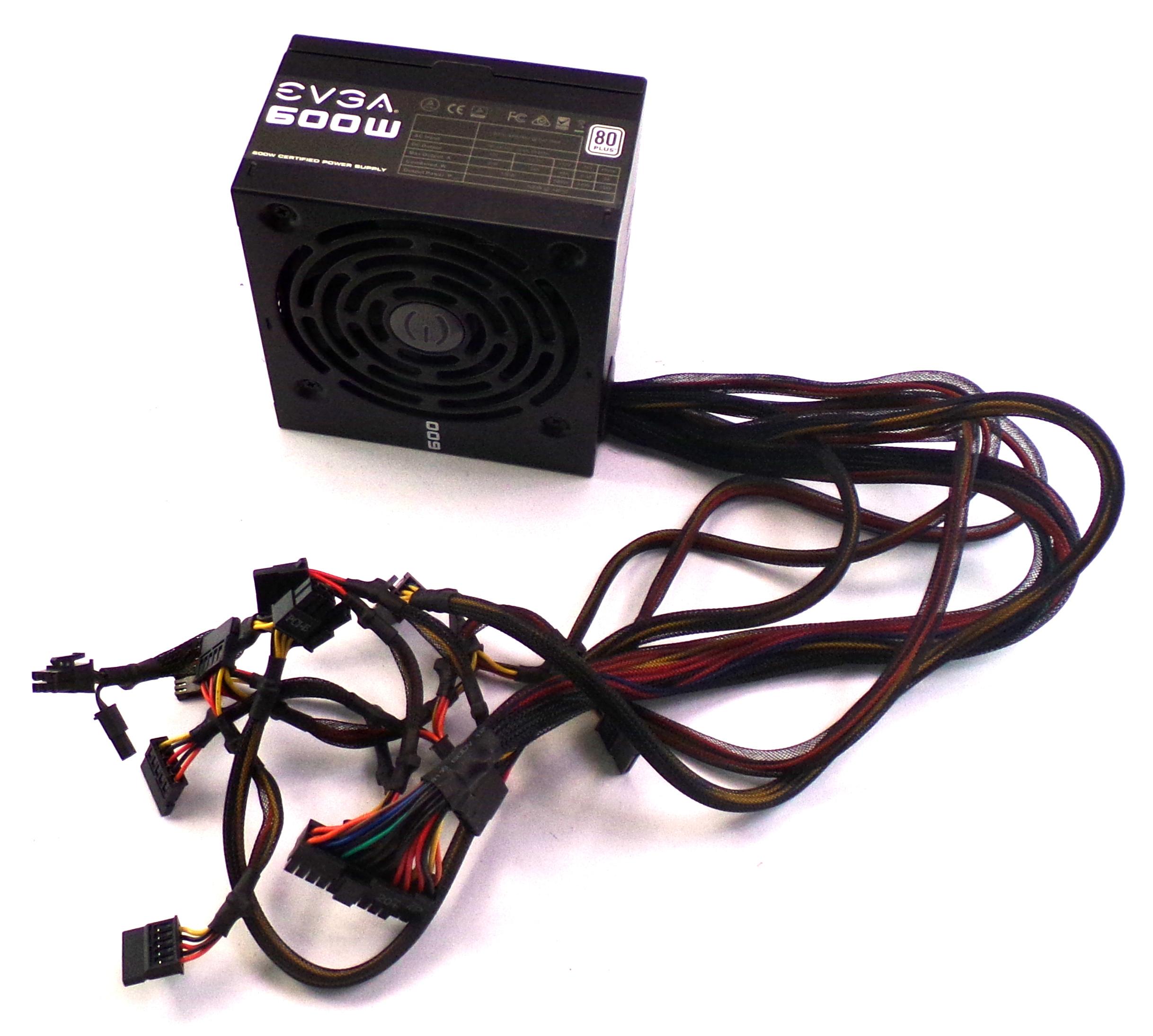 EVGA 100-W1-0600 600W ATX Power Supply
