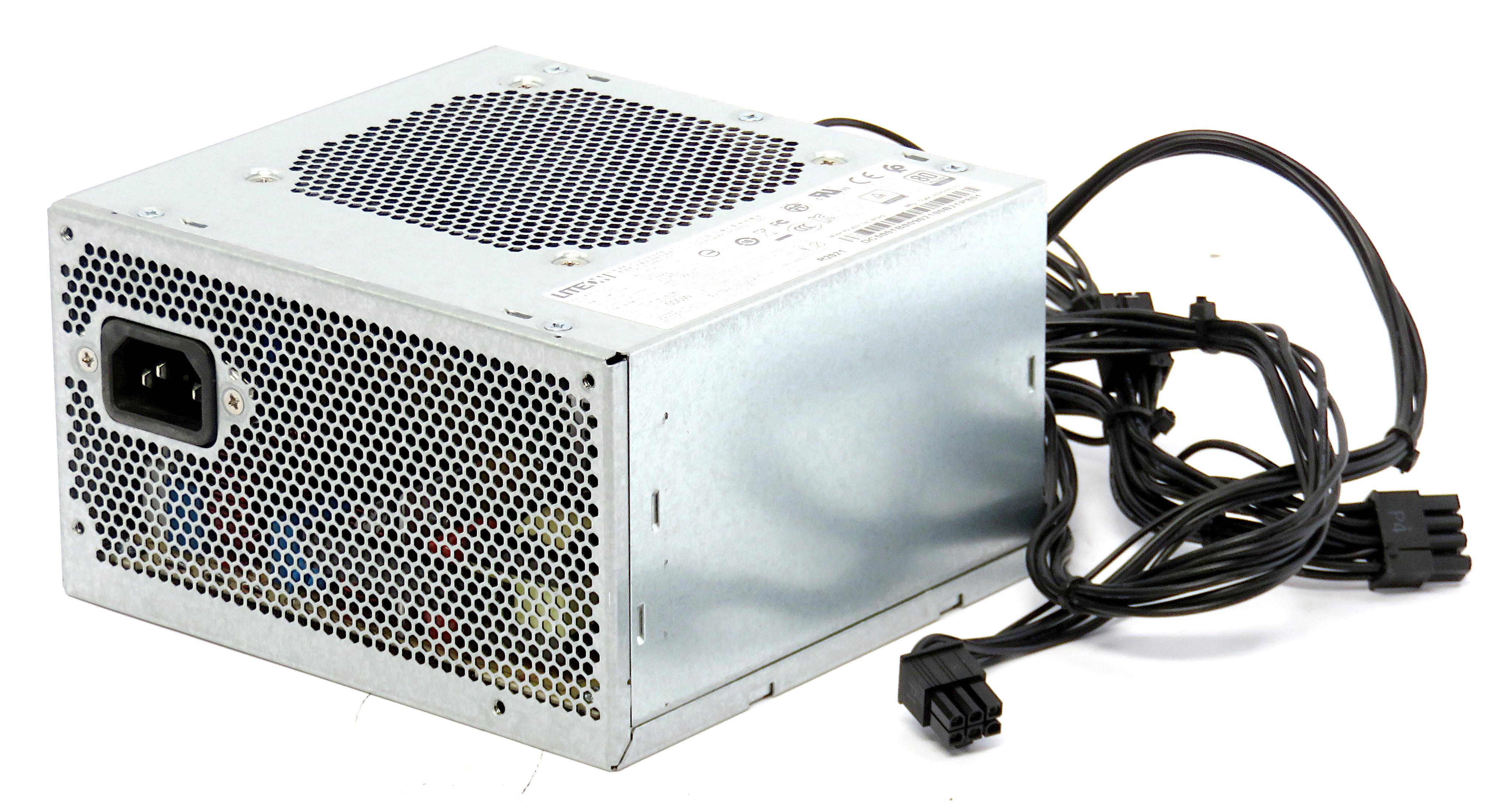 Lite-on PA-4501-1AC 500W 80+ Gold 6-Pin ATX Power Supply f/ Acer Nitro N50-610