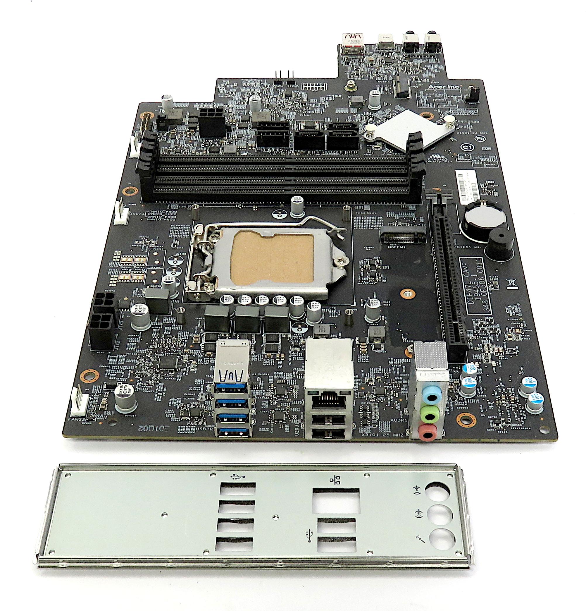 Acer DB.E1Z11.001 Intel H470 10th Gen. Motherboard DIH47L-CAMP for Nitro N50-610