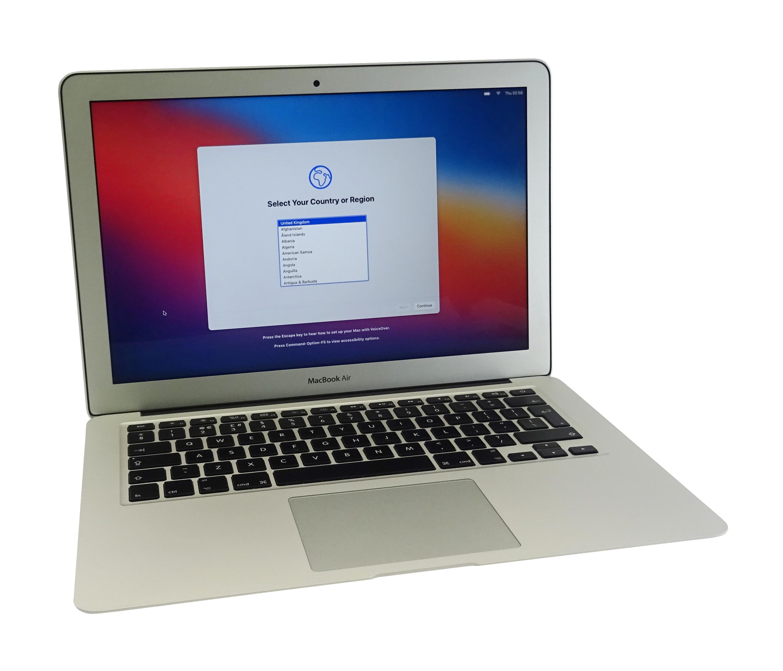 "Apple MacBook Air 13"" A1466 Early 2015 Core i5 1.6GHz 4GB 128GB SN:C02Q22LUG941"