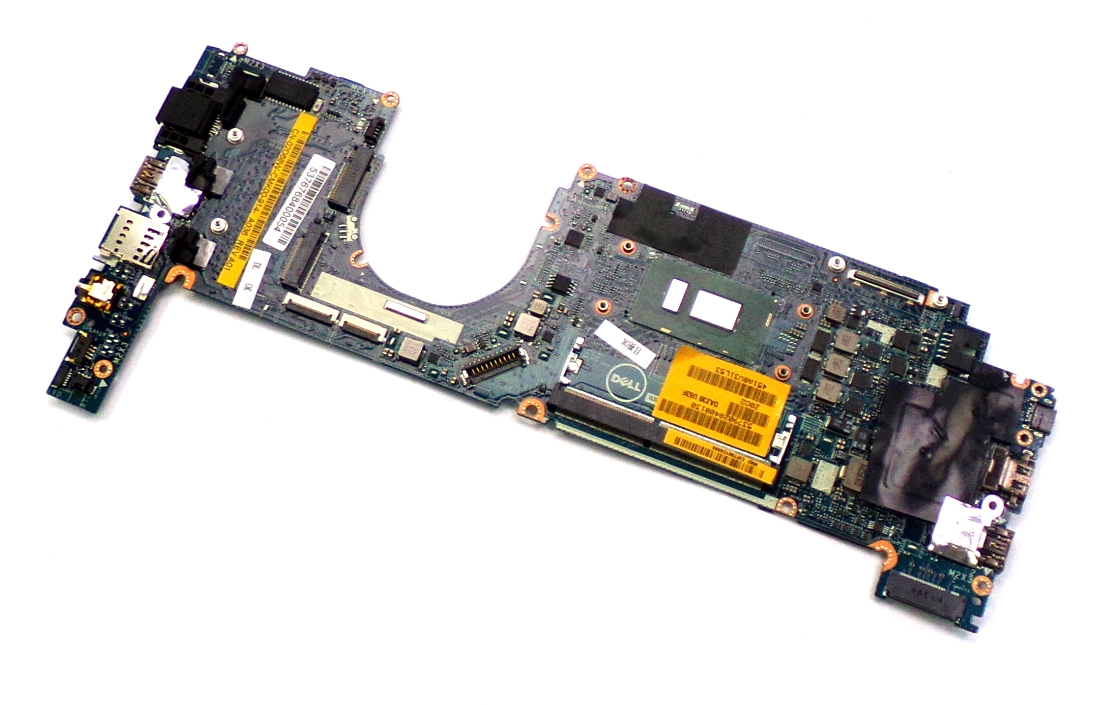 Dell 2D68W Latitude 7290 7390 with Intel Core i7-8650U 1.9GHz Motherboard