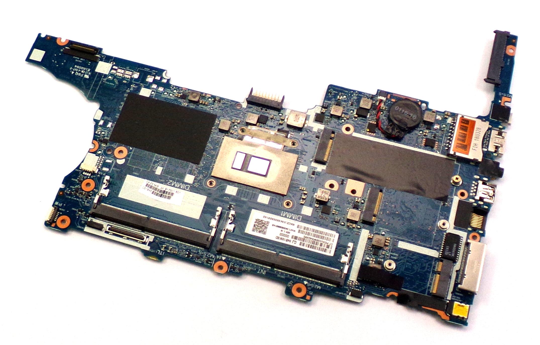 HP 917501-601 EliteBook 840 G4 with Intel Core i5-7300U Laptop Motherboard