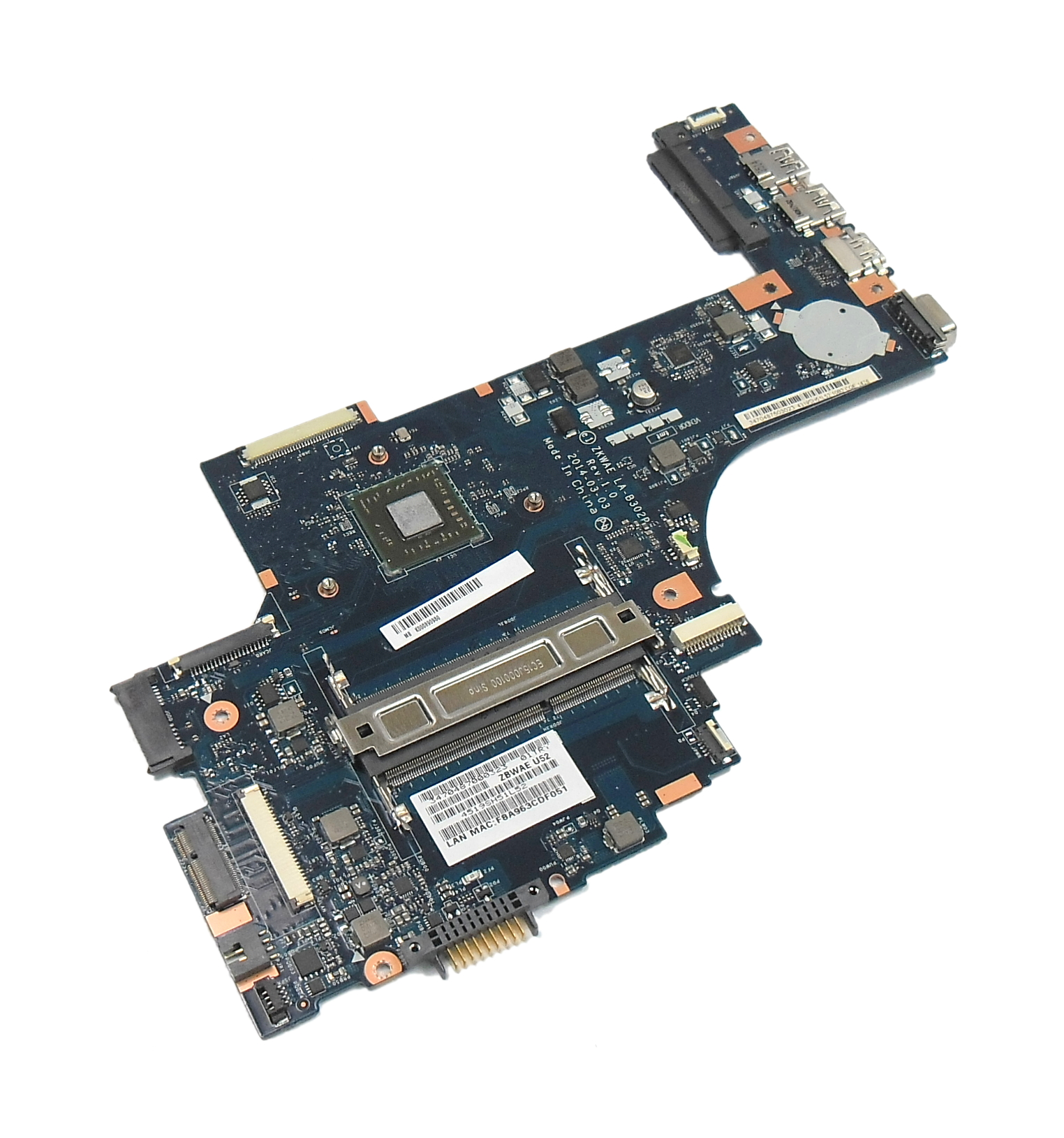 K000890980 Toshiba Satellite C50D-B-120 Laptop Motherboard