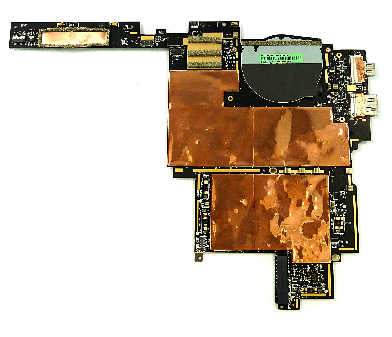Microsoft Surface Pro 3 1631 i7-4650U 8GB RAM Main Board - X898387-001