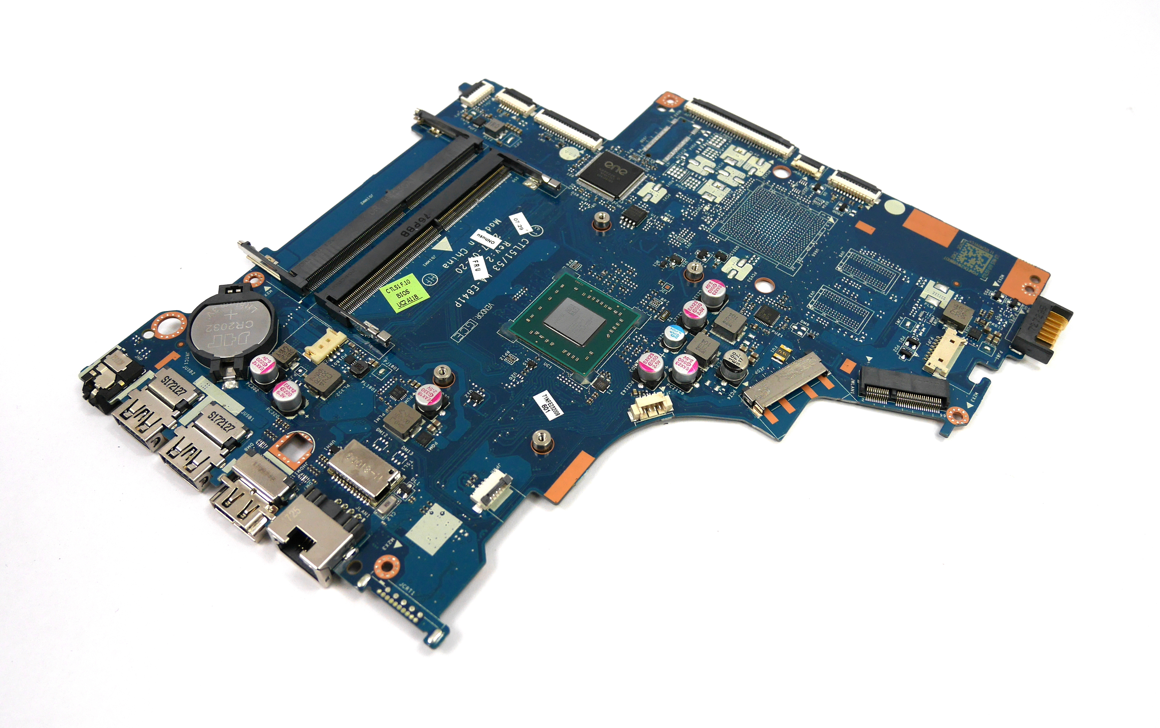 924720-601 HP 15-BW066SA Motherboard with AMD A6-9220 APU