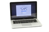 "Apple MacBook Pro 13"" Mid 2012 Intel Core i5 2.5GHz 8GB  500GB A1278 - Used"