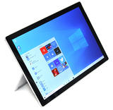 Microsoft Surface Pro 6 -1796 :  i5-8250U 8GB RAM 128GB eMMC Silver Win 10 Home