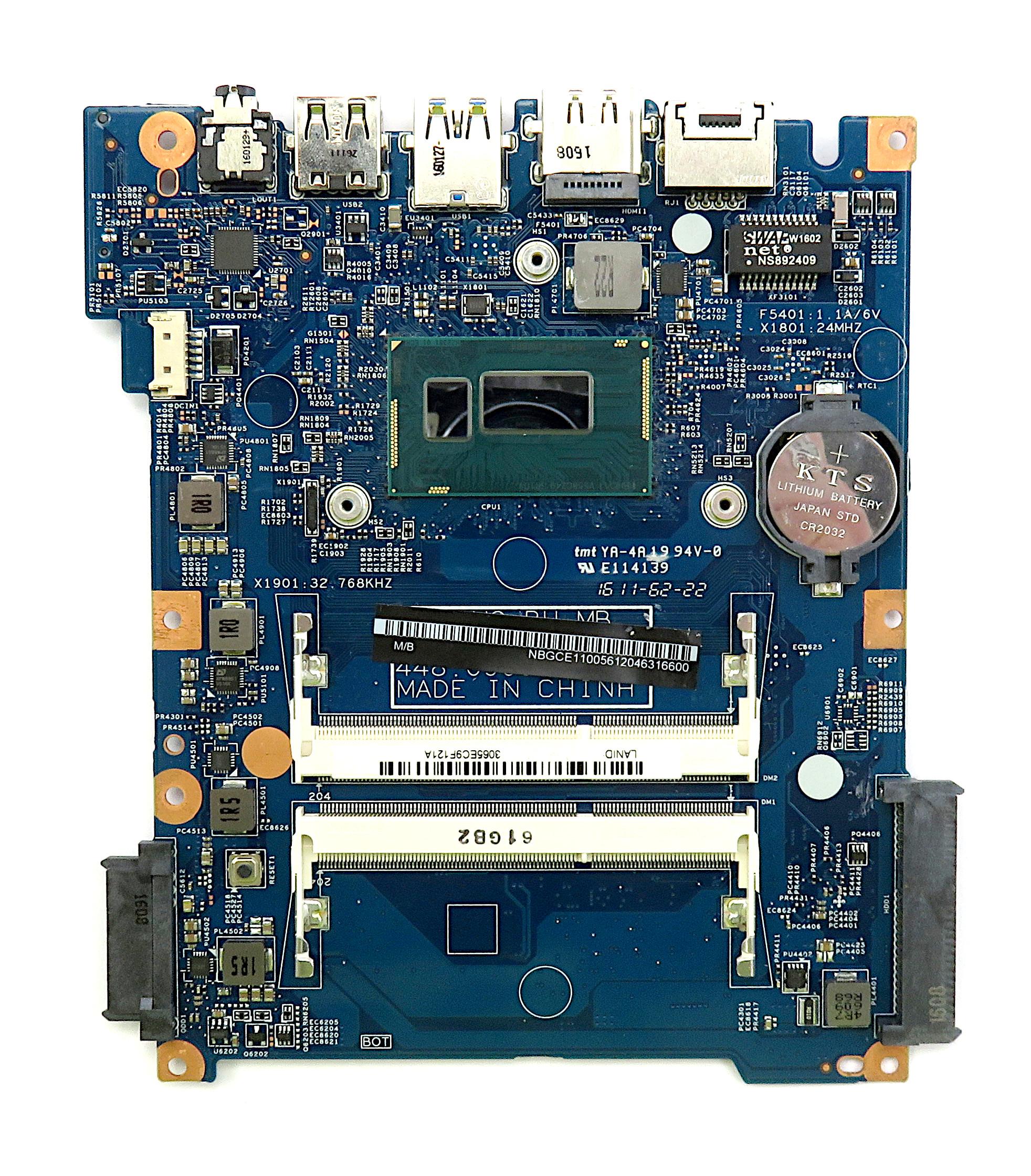 Acer NB.GCE11.005 Motherboard f/ Extensa 2530 w/ Celeron 2957U CPU