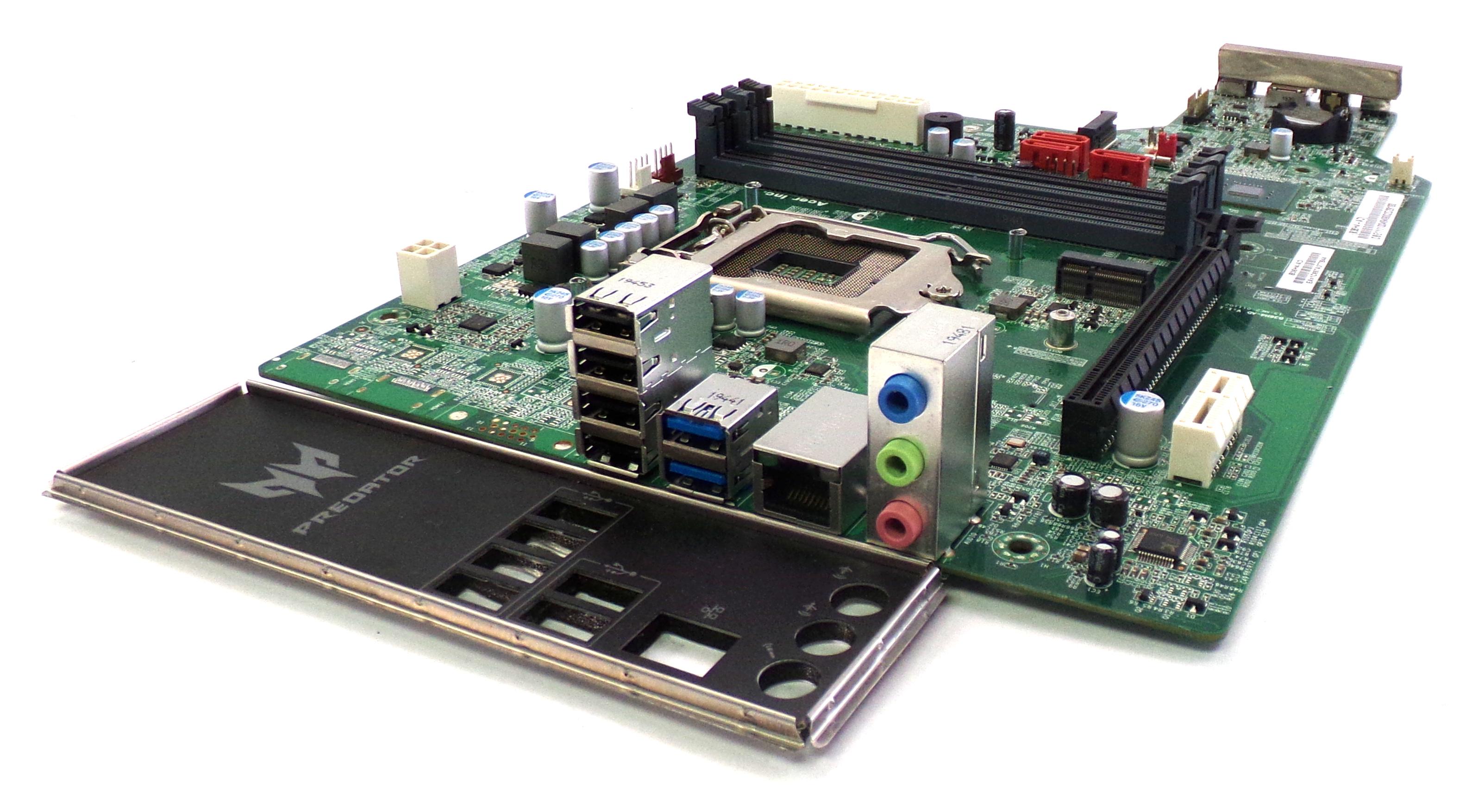 Acer DB.E1111.004 B36H4-AD Motherboard f/ Predator Orion 3000 PO3-600