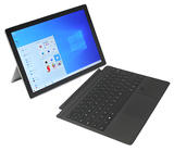 Microsoft Surface Pro 6 :1796 i5-8250U 8GB RAM 128GB eMMC Silver Windows 10 Home