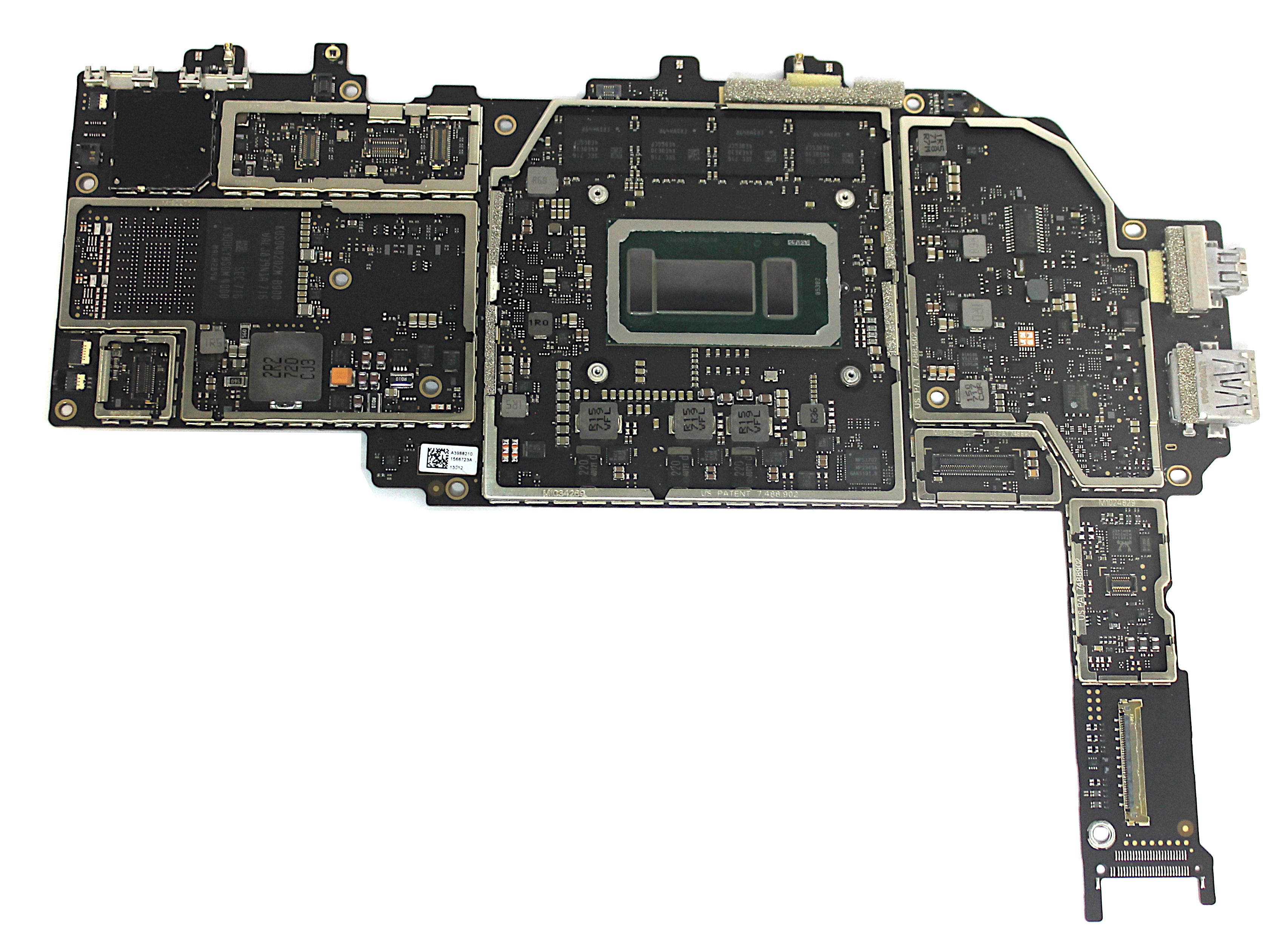 Surface Pro 5 1796 i7-7660U 16GB Ram 512GB eMMC Main Board M1007506-015