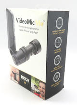 RODE VideoMic Me Directional Microphone for Apple iPhone and iPad