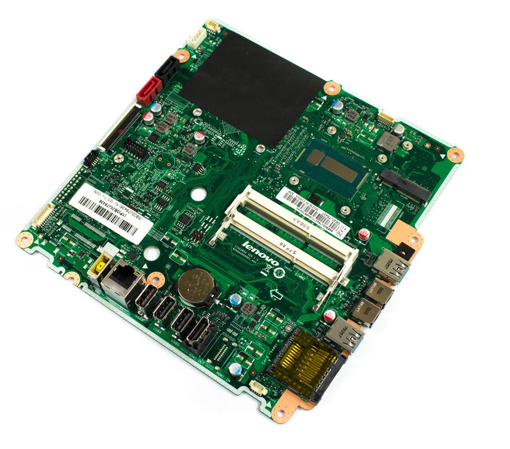 5B20J76436 Lenovo CIHASWS2 VER:1.0 Motherboard /f C40-30 AiO PC /w i3-5005U CPU