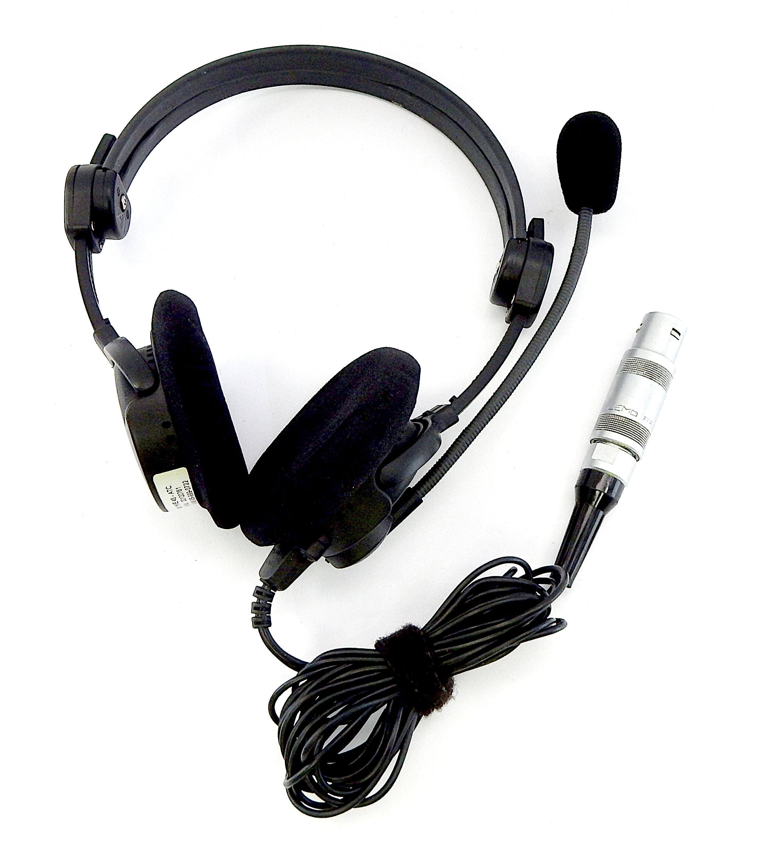 Sennheiser HME46-ATC Aviation Headset ATC 300 P/N 046-95-999-0722