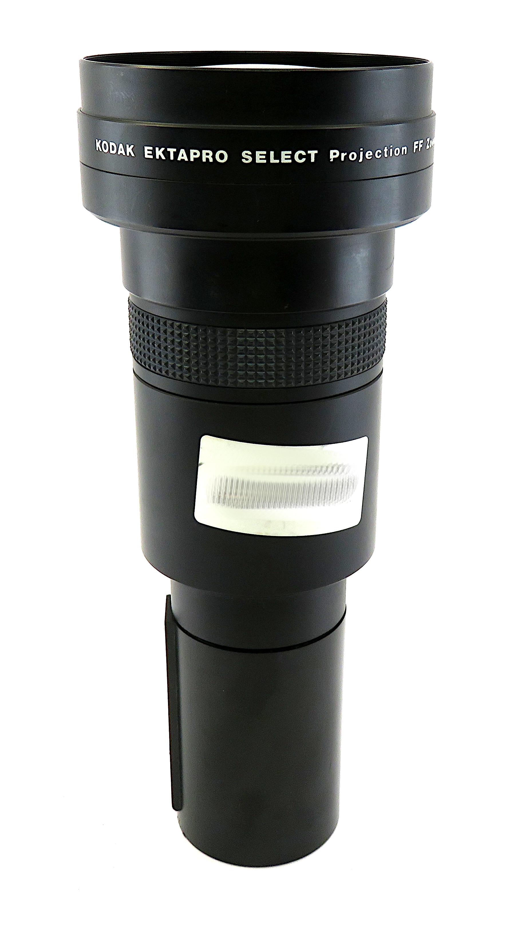 Kodak Ektapro Select Projection FF Zoom Lens 200-300 mm f / 3,5