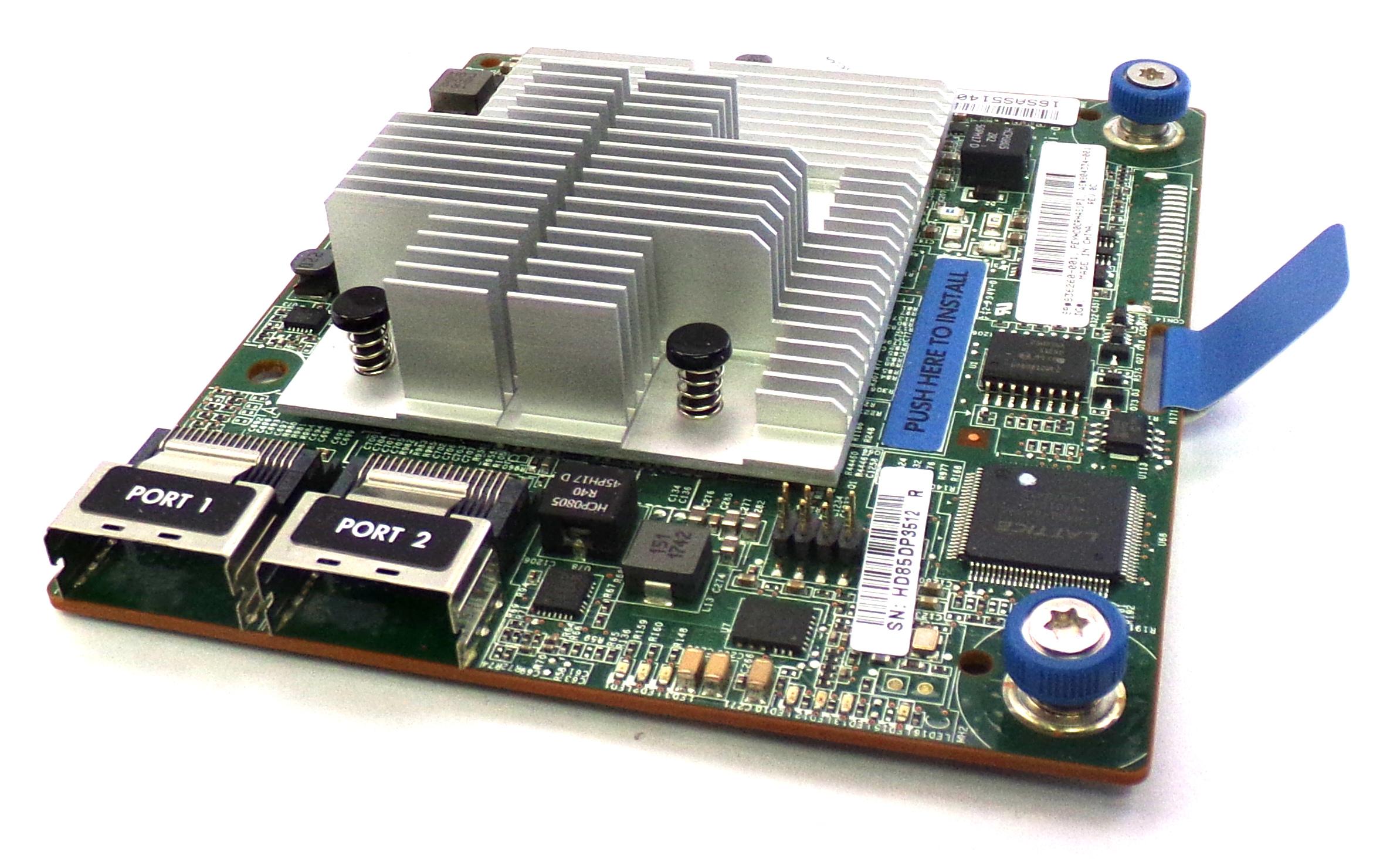 HP 836260-001 Smart Array P408i-A SR DL360 Gen 10 2GB SAS RAID Controller Card