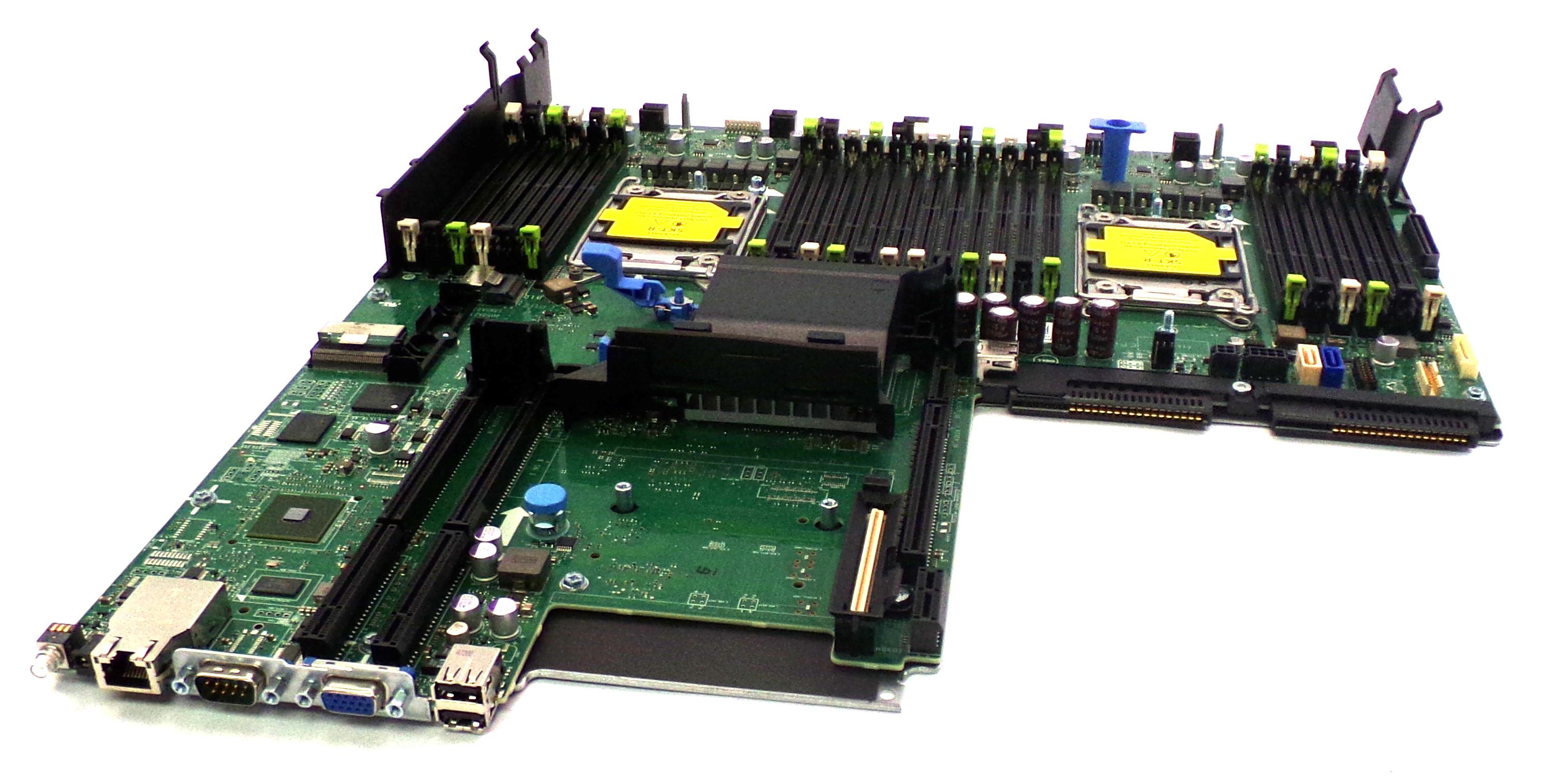 Dell H5J4J PowerEdge R720 Dual Socket LGA 2011 Server Board