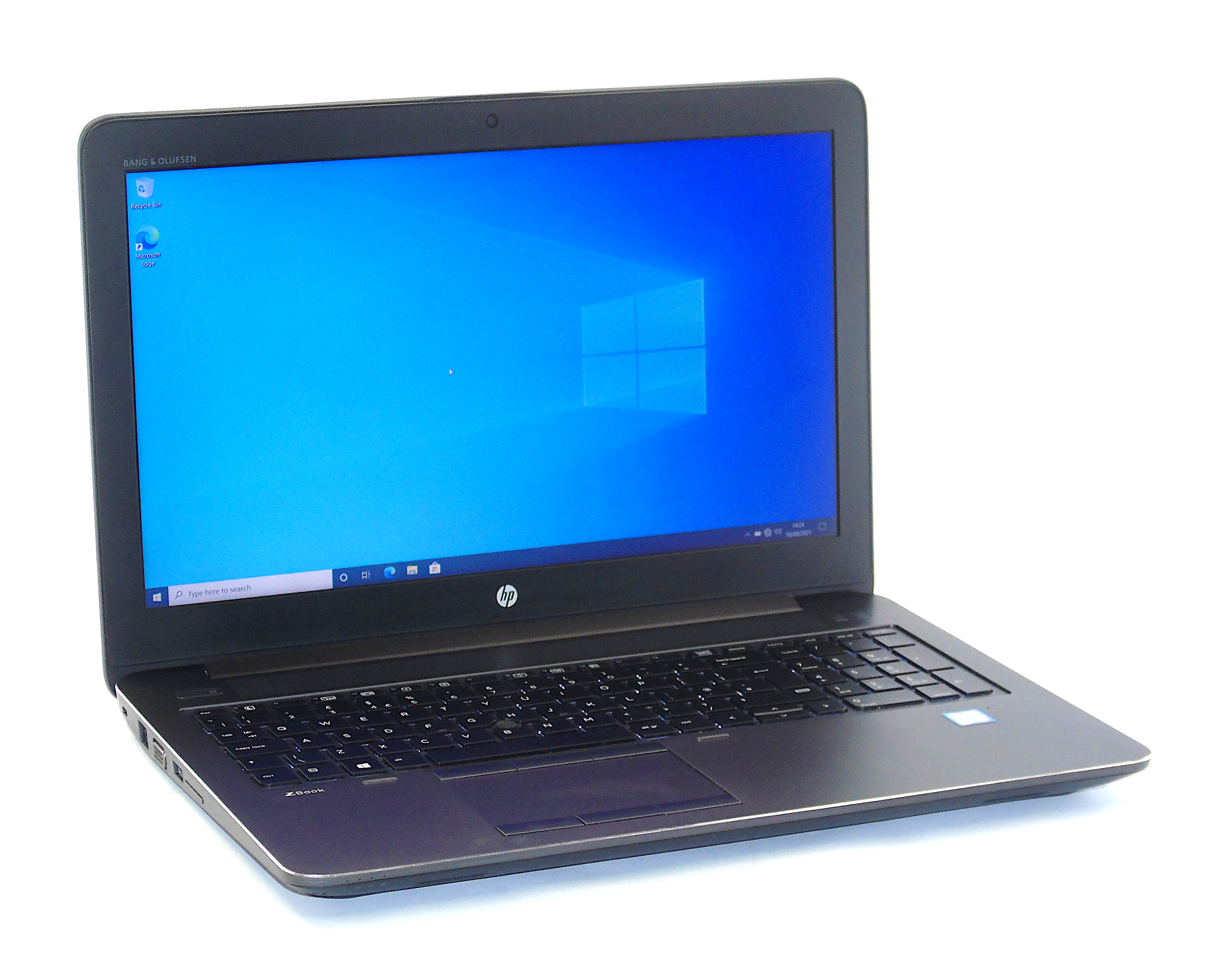 """HP ZBook 15 G4 Core i7-7820HQ 32GB RAM 512GB SSD 15.6"""" FHD Display Windows 10"""