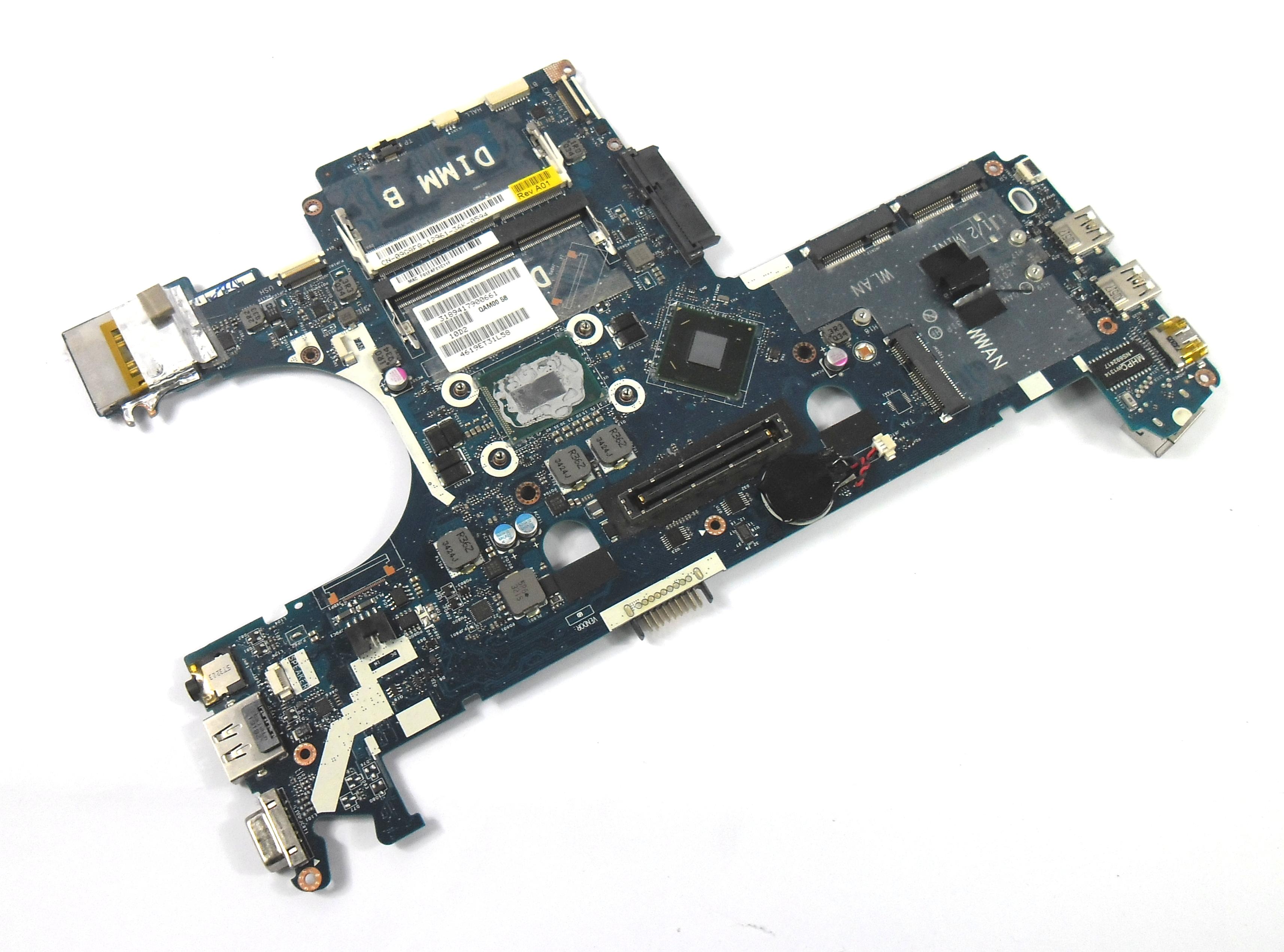 Dell 9G8F8 Latitude E6230 Laptop Motherboard with Intel i7-3540M Processor
