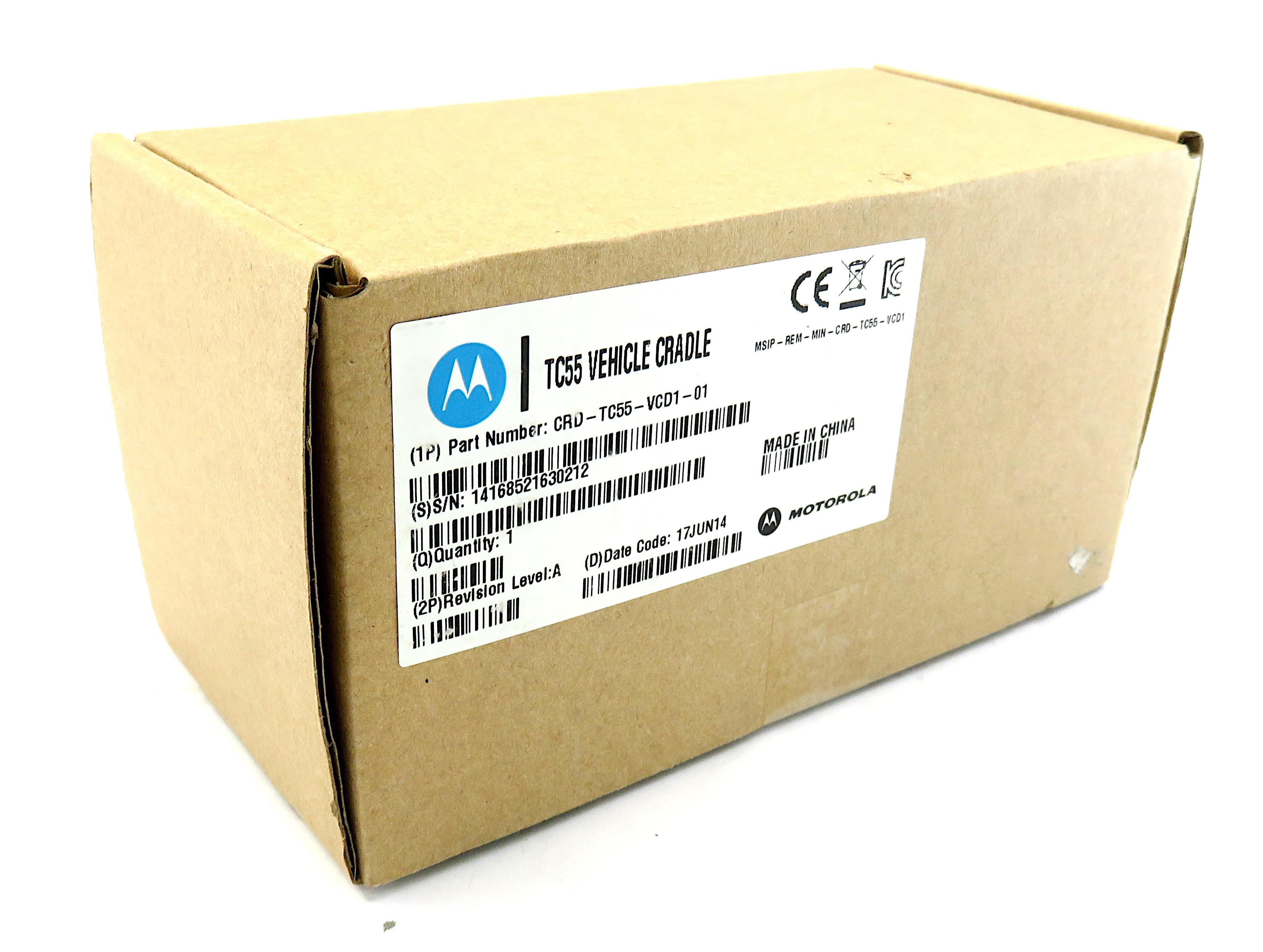 Motorola TC55 Zebra Andrioid PDA Vehicle Cradle - CRD-TC55-VCD1-01
