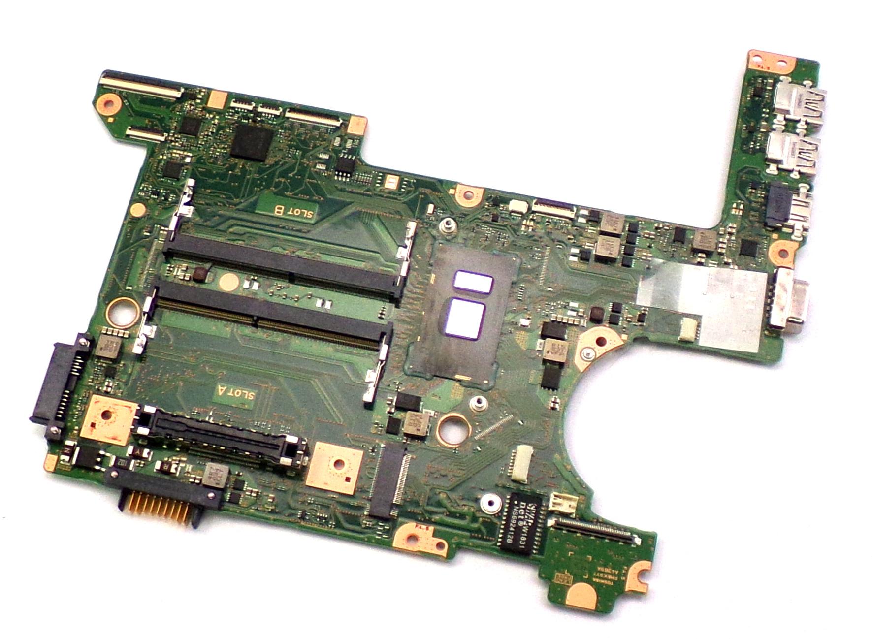 Toshiba FMEKSY1 Tecra A40-D19U with Intel i5-7200U 2.5GHz Motherboard - A4369A