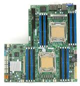 Supermicro X10DRW-i Dual Socket LGA2011-3 Mainboard f/ Intel Xeon E5-2600 v3/v4